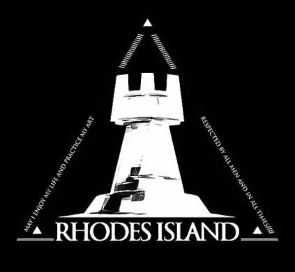 """明日方舟中的组织""""罗德岛""""(这也是为什么二级目录的ICON我用的是国际象棋中的车)"""